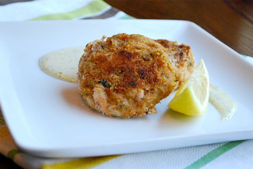 Best Crab Cakes with Lemon-Dill Aioli. This aioli is great on any ...
