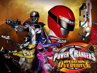 Power Ranger Operation Overdrive Full Tập