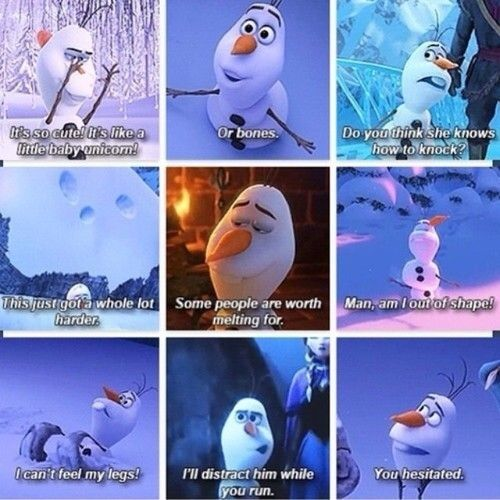 quotes from disney frozen quotesgram