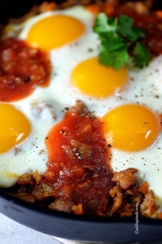 Sweet Potato Hash Recipe - Cooking | Add a Pinch...I don't think I'll...