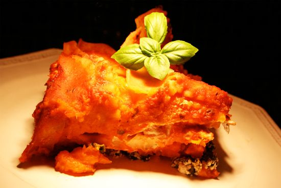 Meatless Lasagna with Butternut Squash | Food, Recipes, Cooking | Pin ...