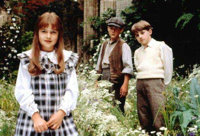 The Secret Garden 1993 Novels And Film Pinterest