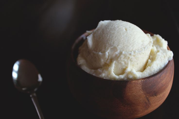 Vanilla Bean Ice Cream | Ice Cream Love | Pinterest