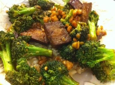 Tofu, Broccoli and Peanut Stir-Fry | Food to Make | Pinterest