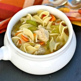 ... like this: noodle soups , leftover turkey recipes and turkey recipes