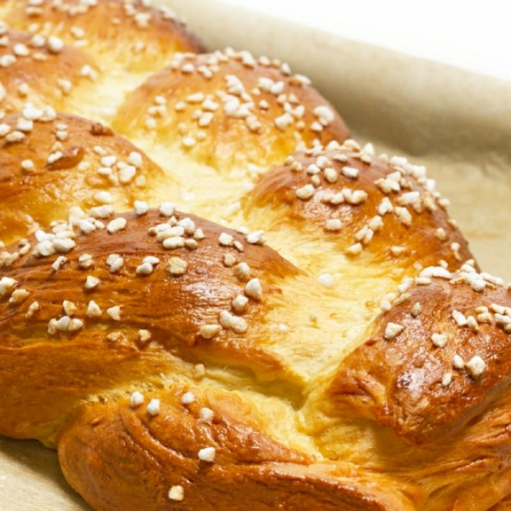 Sweet Braided Bread | Breads, biscuits et al | Pinterest