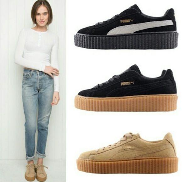 Puma ferrari shoes black and red