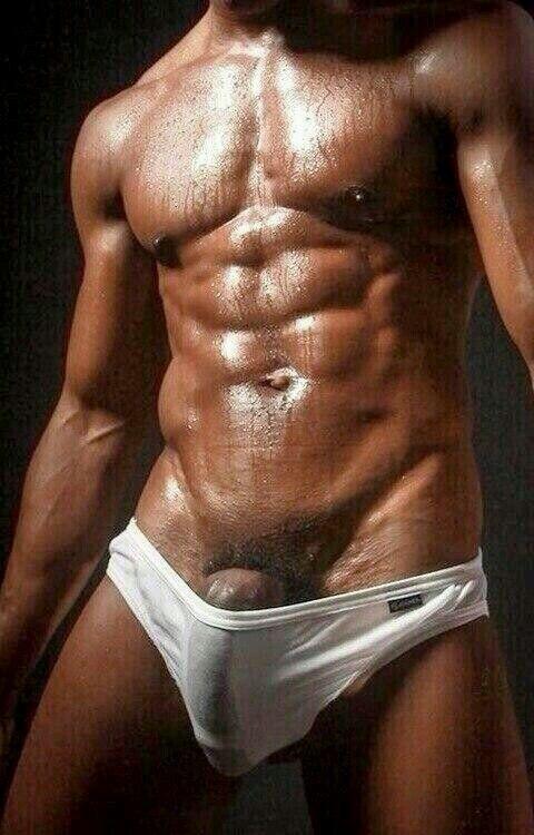 Hot haitian men