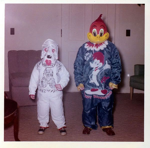 The Third Annual Creepy Cool Vintage Halloween Mask Tribute – Modern Kiddo