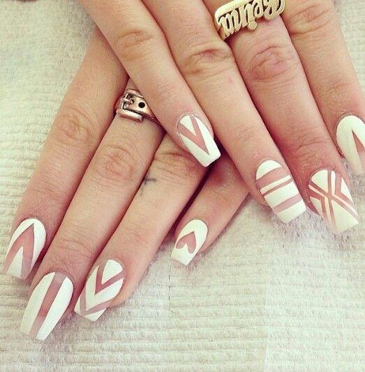 Unique nails | ... Unique Nail Designs Pinterest