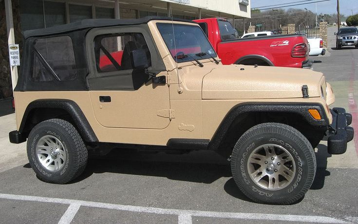 Jeep Cherokee Paint Job Estimate