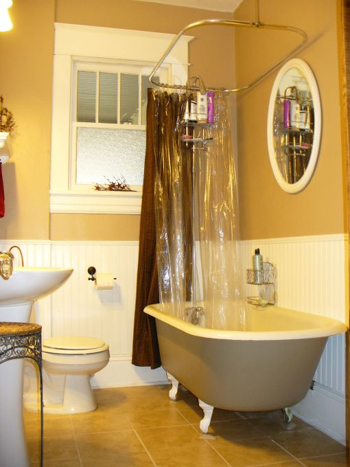 Pin by nikki mcknight on home and garden pinterest for Bathroom decor 1920 s