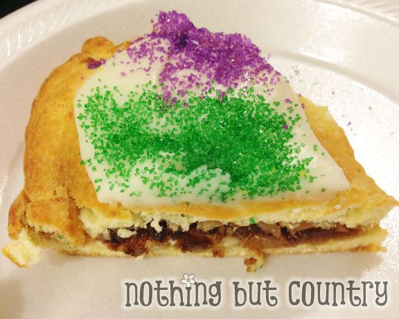Quick and Easy King Cake – Mardi Gras | Mardi Gras Party ...