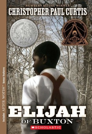 elijah of buxton book report This book is an award-winner elijah buxton has two claims to fame thank you for the report.
