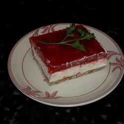 Judy's Strawberry Pretzel Salad Allrecipes.com