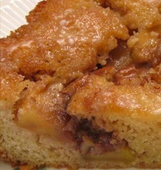 Betty Crocker Apple Coffee Cake
