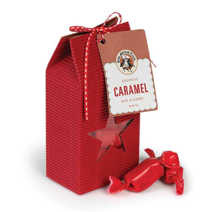 Gingerbread Caramels - 6 oz. | yummy | Pinterest