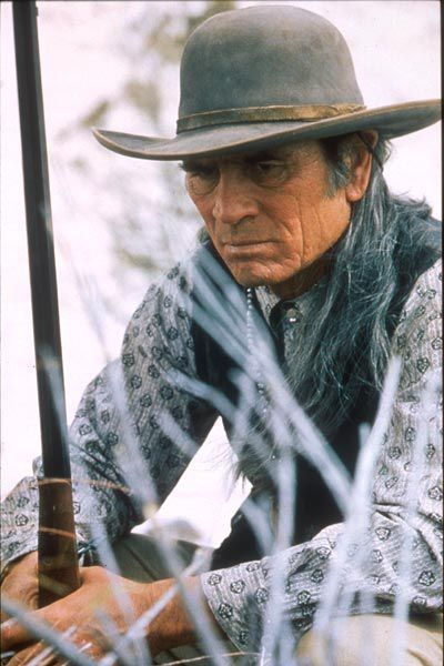 Tommy Lee Jones. | Movie Cowboys & Indians | Pinterest