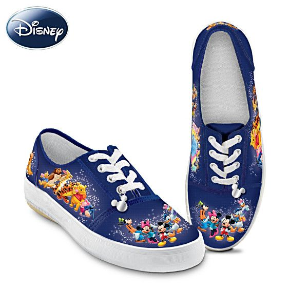 Wonderful World Of Disney Women s Shoes Ugh! And these