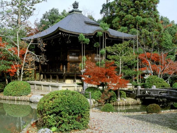 Kyoto japan travel info and travel guide tourist destinations