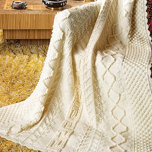 How to Make a Ripple Stitch Crochet Afghan | eHow