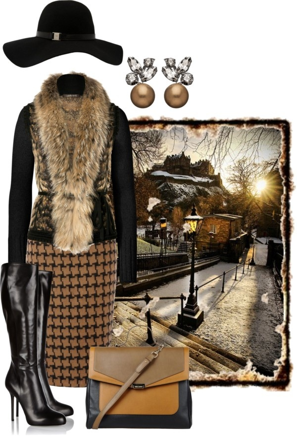 """winter sun"" by sagramora ❤ liked on Polyvore"