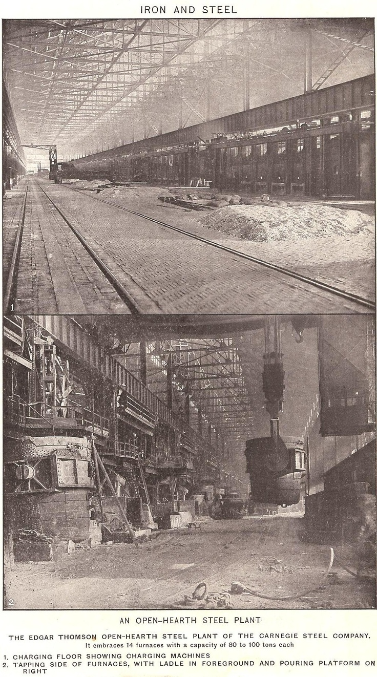 1865 1900 industrialization By 1900, the carnegie steel  between 1850 and 1865,  (1986), engines of change: the american industrial revolution, 1790-1860, washington: smithsonian.
