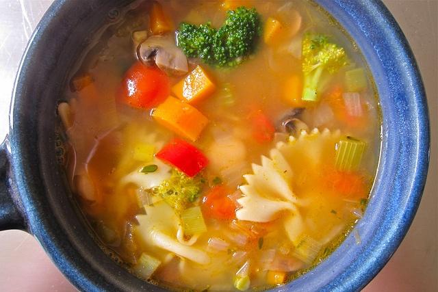 sick person soup | Soups | Pinterest