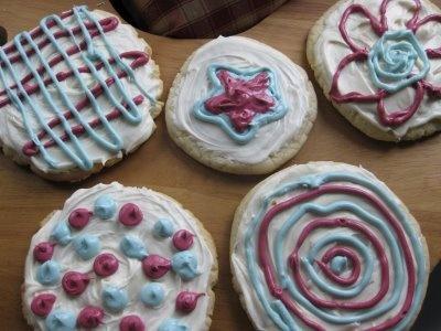 Giant Sugar Cookies | Cookies | Pinterest