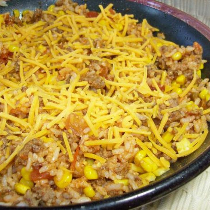 Mexican Rice Casserole | Recipes to Try | Pinterest