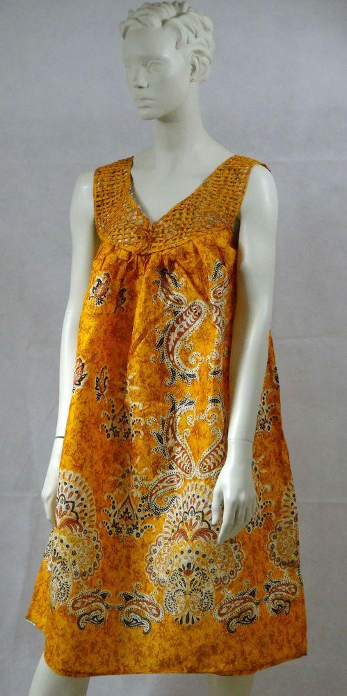 robe mini kaba tissu pagne wax 100 coton t40 orange. Black Bedroom Furniture Sets. Home Design Ideas