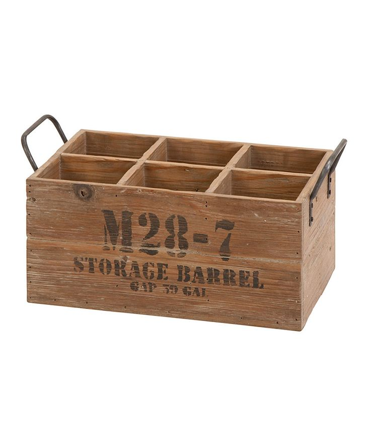 39 storage barrel 39 six bottle wine crate What to do with wine crates