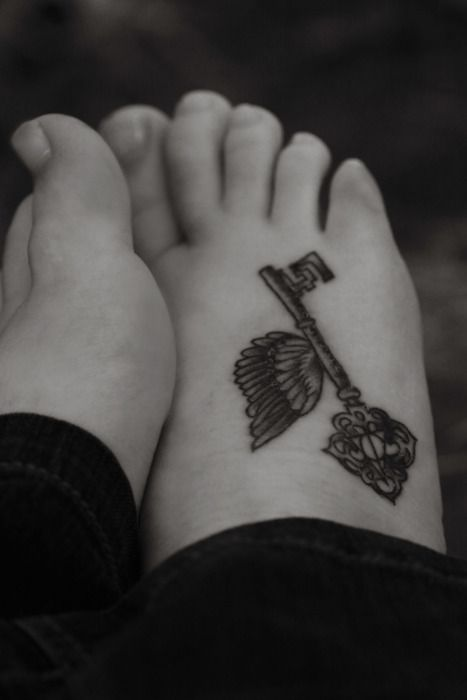 HP tattoo - F yeah!