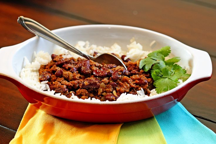 Red Kidney Bean Curry with Lamb | I wanted to take it from it's ...