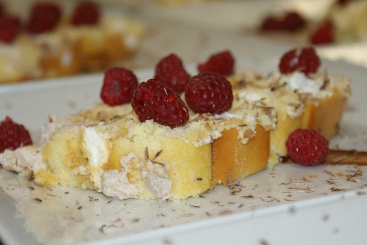 Twinkie Tiramisu-Mascarpone Cheese, Chocolate Whipped Cream, Nutella ...
