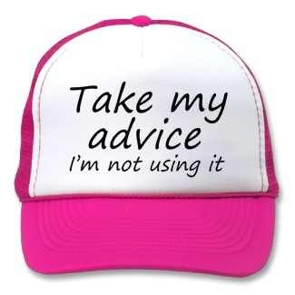 Funny pink trucker #hats. $14.95   http://www.zazzle.com/funny_quotes_gifts_joke_trucker_hats_bulk_discount-148685710407689026?gl=Wise_Crack=238222133794334761