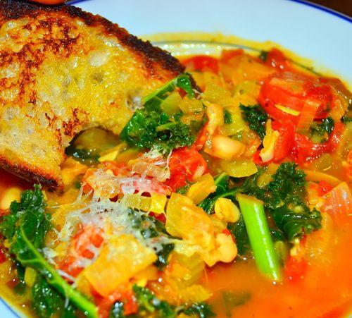 Tasty Kale And White Beans Recipes — Dishmaps