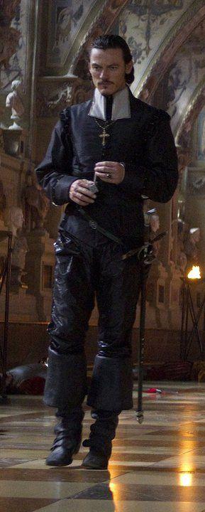 Luke Evans as Aramis  ...