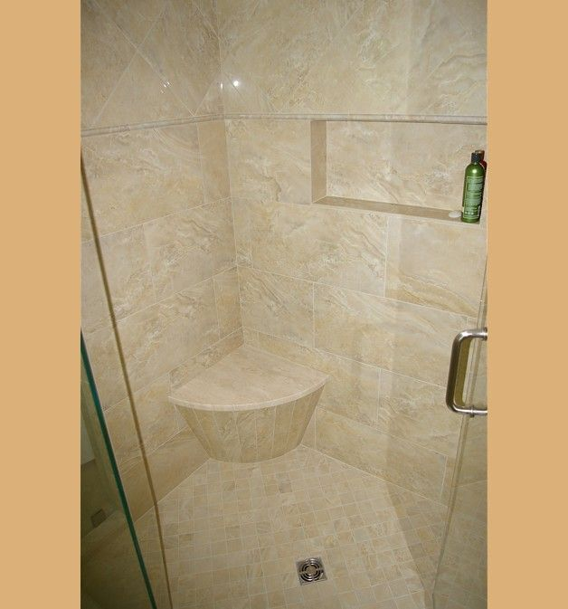 Built In Shower Seats Benches Leg Ledge For Shaving A Corner Seat Or Bench Seats Where