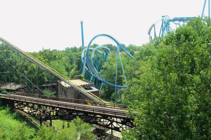 Busch Gardens Williamsburg Va Vacation Destinations