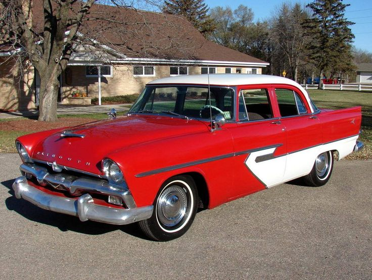 1956 plymouth belvedere planes trains and automobiles for 1956 plymouth belvedere 4 door