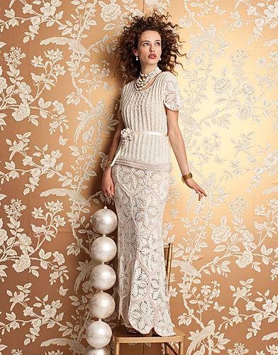 #01 Wedding Dress by Nicky Epstein