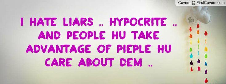 I Hate Liars Quotes. QuotesGram