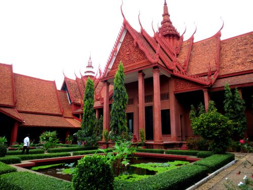 The National Museum In Cambodia, Check Out The National ...
