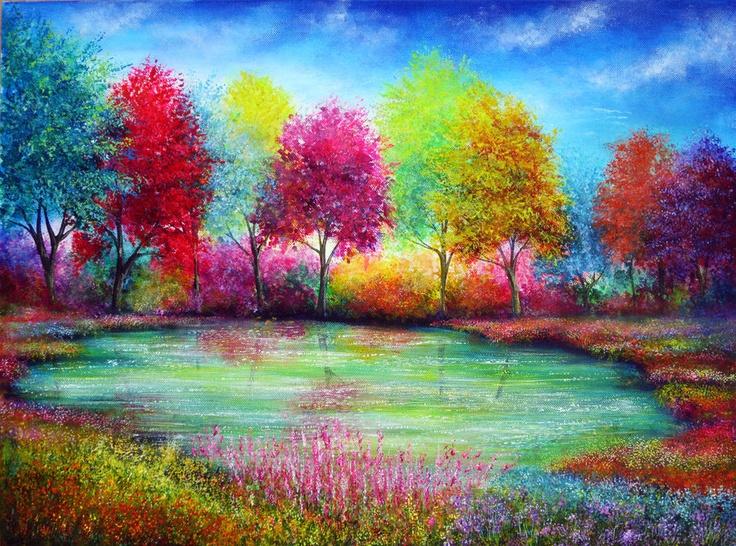 Hd Painting Art Nature