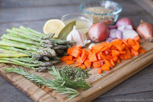 ... Project: Lentil Salad with Lemon-Rosemary Vinaigrette : TreeHugger
