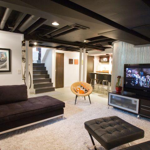 basement design ideas basement ideas on a budget pinterest
