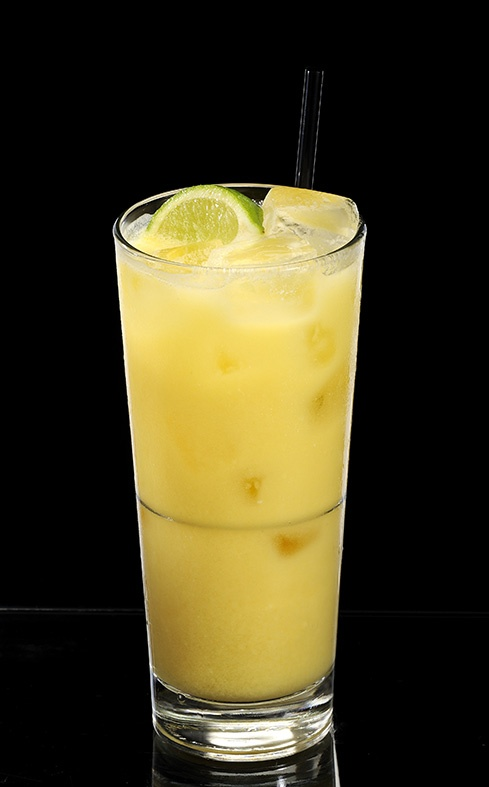 Pineapple, Coconut & Lime Cooler | Buzzzzzed Munchies and Drinks | Pi ...