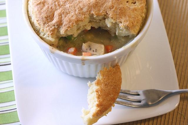 Individual Chicken Pot Pies | Recipe