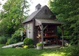 Small Post And Beam Homes Bing Images Garden Pinterest